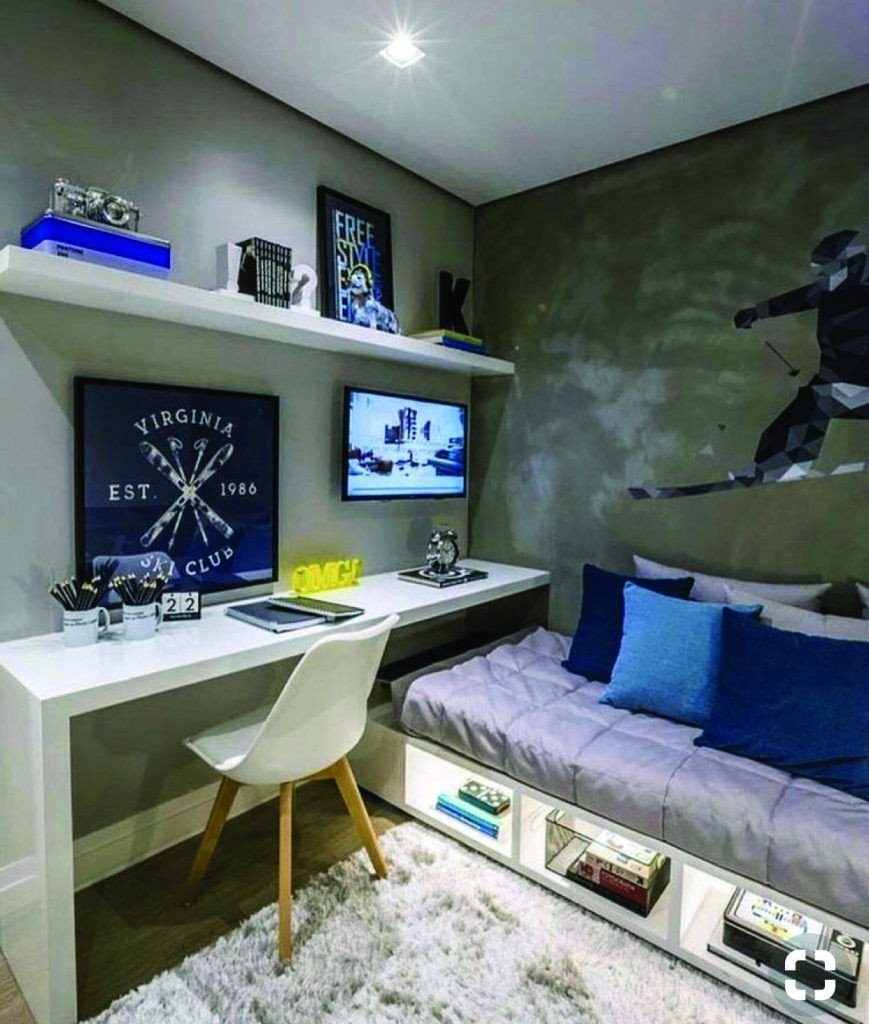 Childrens Bedroom Ideas for Small Bedrooms Awesome How to Use the Storage Space Under Your Bed