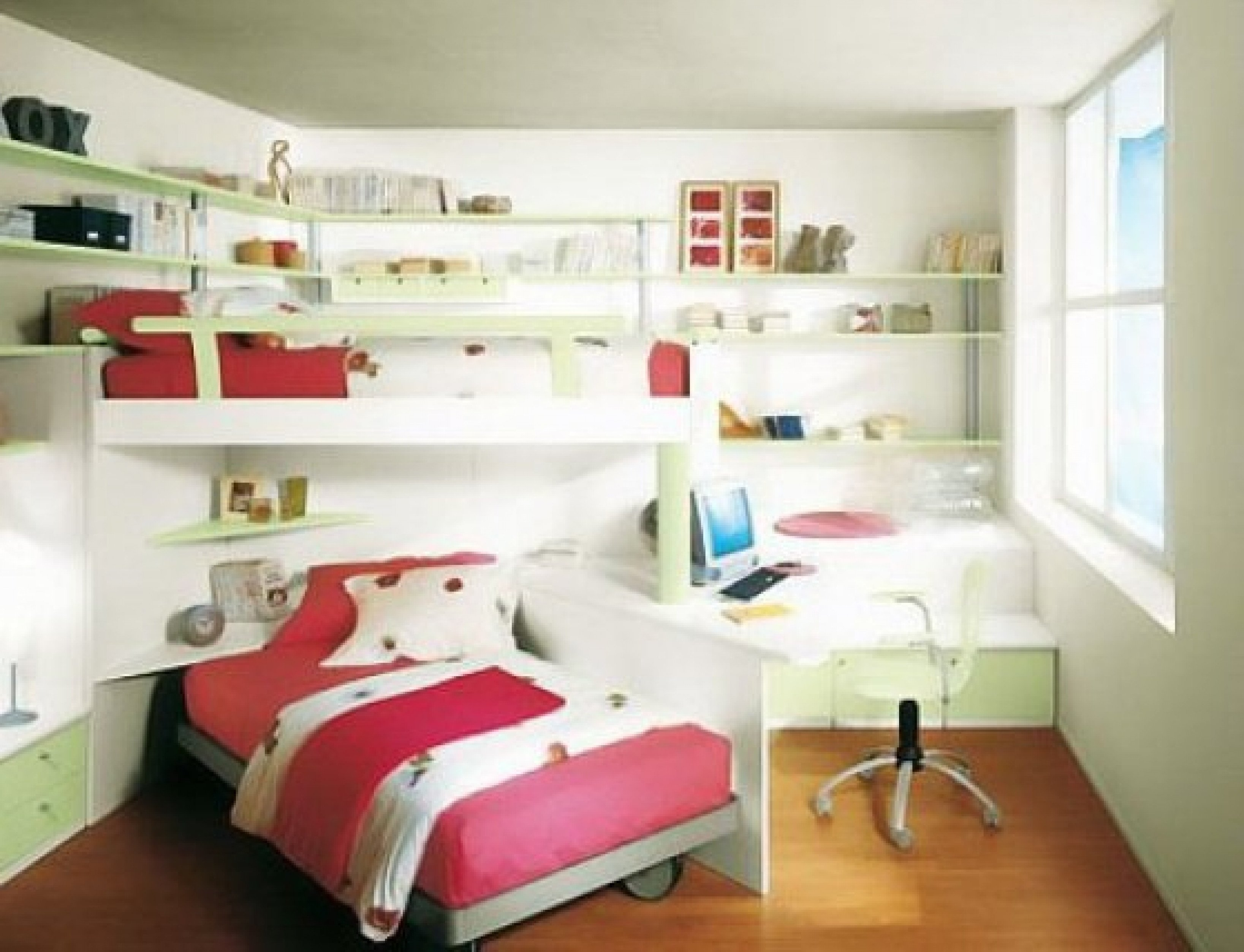 Childrens Bedroom Ideas for Small Bedrooms Lovely Lovely Small Bedroom Desk Desks solutions Ideas Puter for