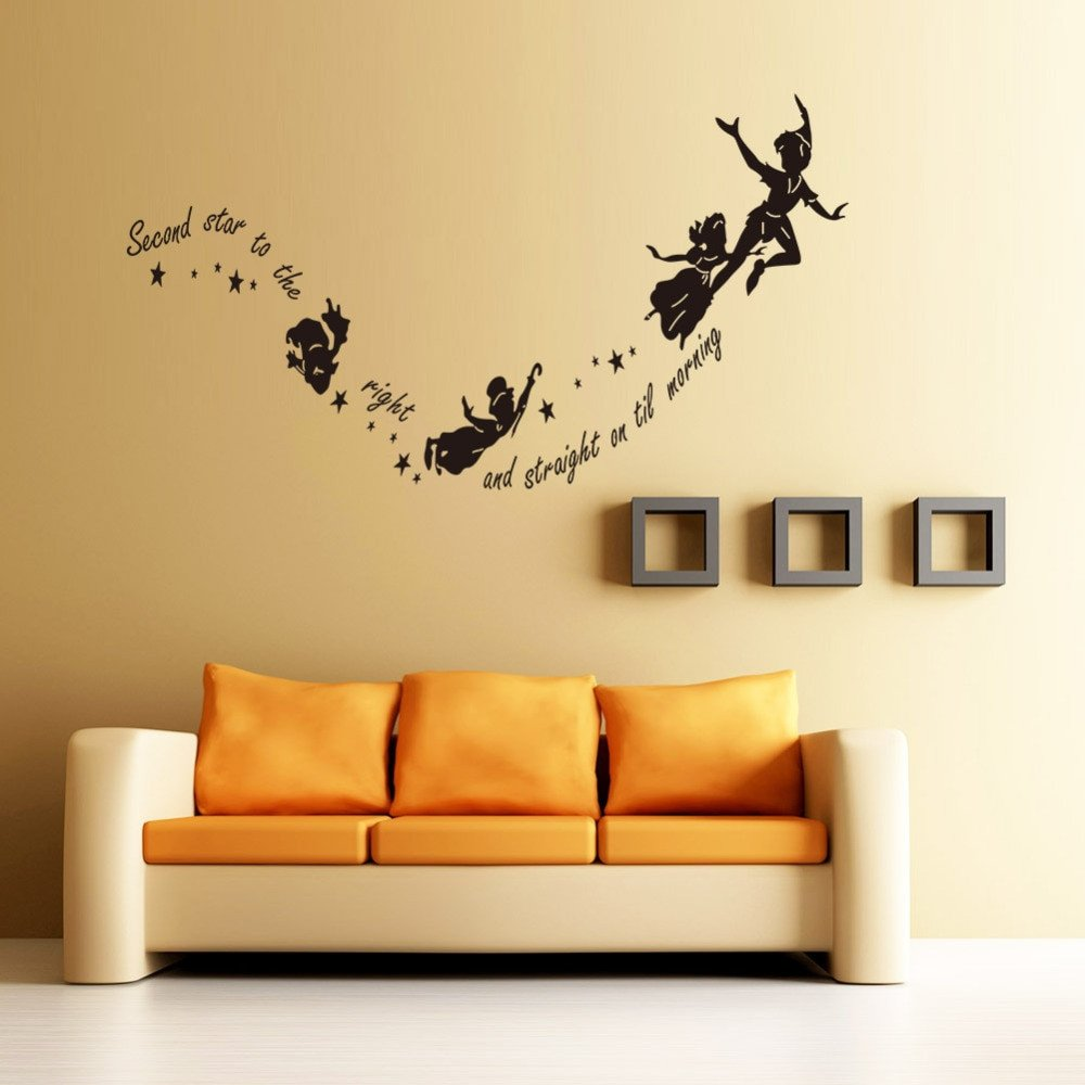 Childrens Bedroom Wall Stickers Removable Beautiful Aesthetic Removable Wall Stickers for Baby Room Furnithom