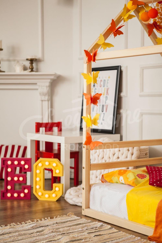 Childrens White Bedroom Furniture Best Of Kids Teepee toddler Bed Platform Bed Wood Bed or