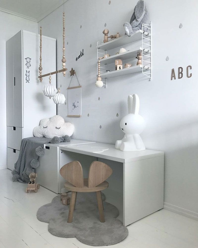 Childrens White Bedroom Furniture Lovely All White Kids Rooms by