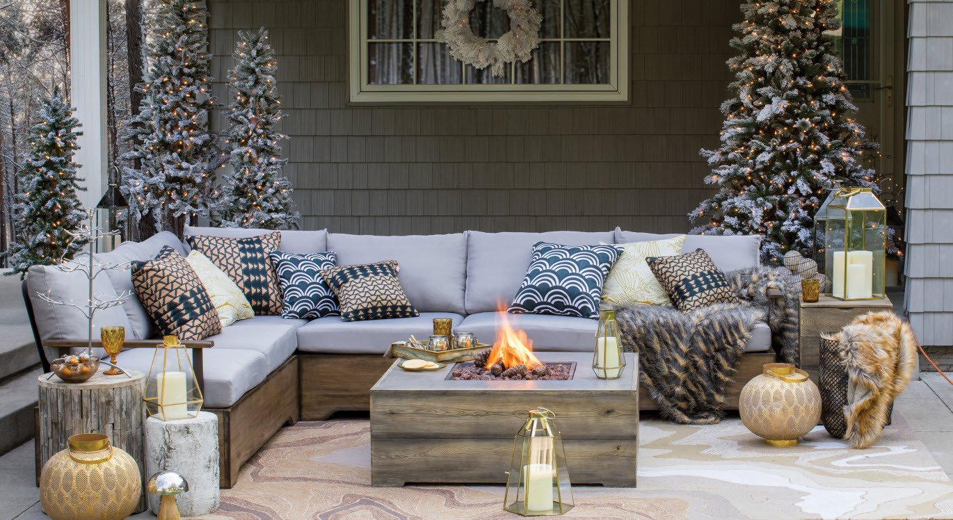 Christmas Bedroom Decorating Ideas Lovely Easy Outdoor Christmas Decorating Ideas Hayneedle