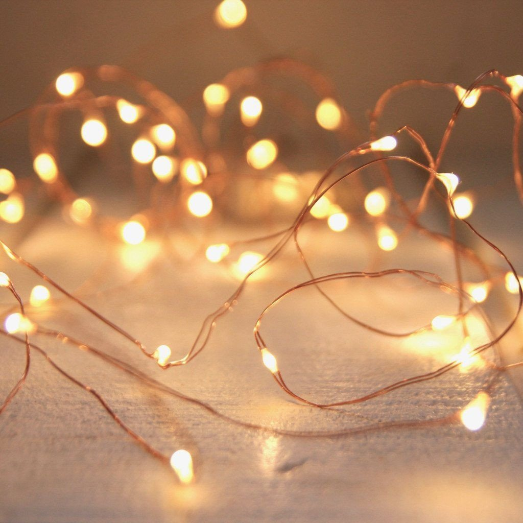 Christmas Light for Bedroom New Seed Lights Copper Wire 5m Beautiful Seed Lights are so