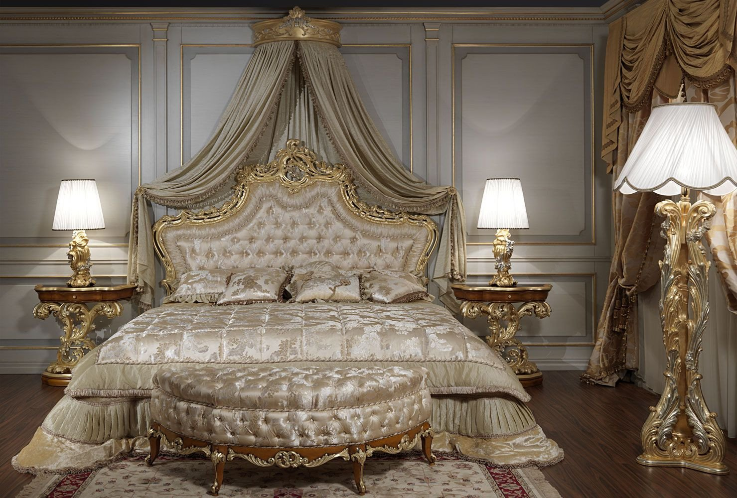 Classic Italian Bedroom Furniture Unique Luxury Classic Bedroom Roman Baroque Style Of the