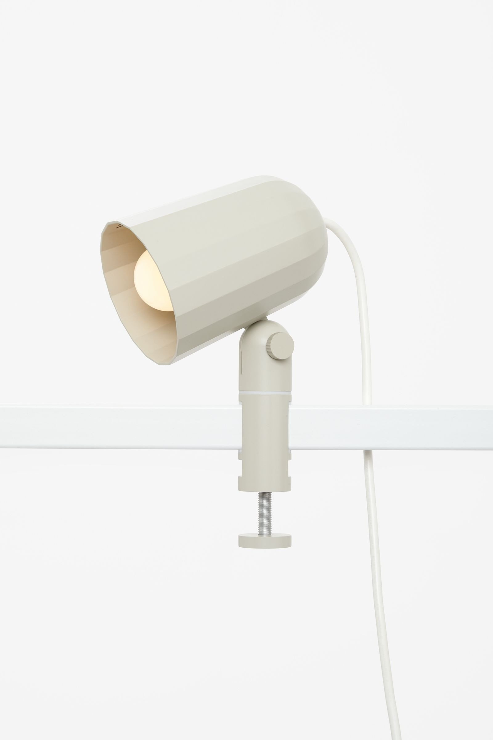 Clip On Bedroom Light Awesome A Versatile Light with Two Points Of Adjustment This Lamp