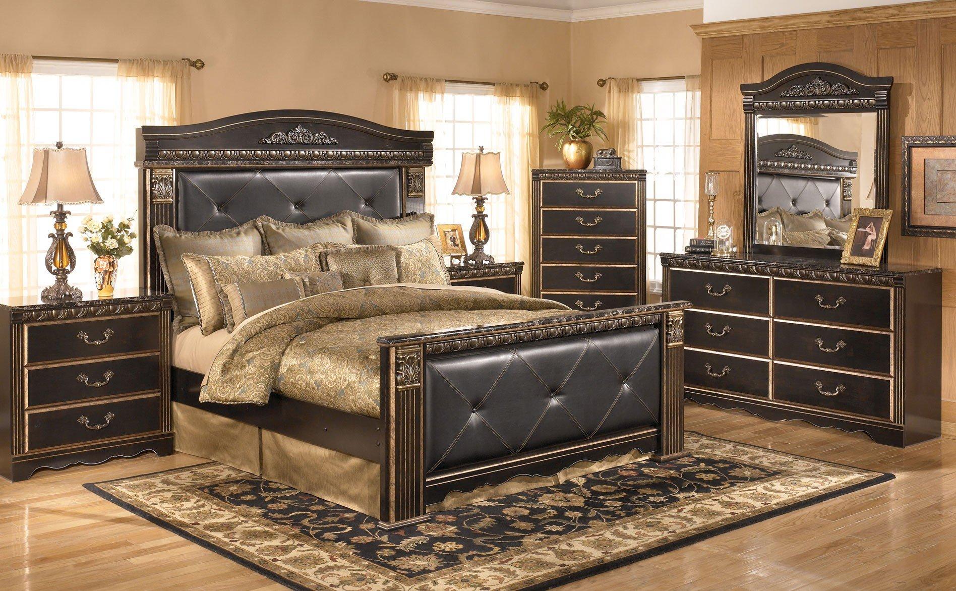 Coal Creek Bedroom Set Elegant Furniture Captivating Bobs Furniture Clearance and Cozy