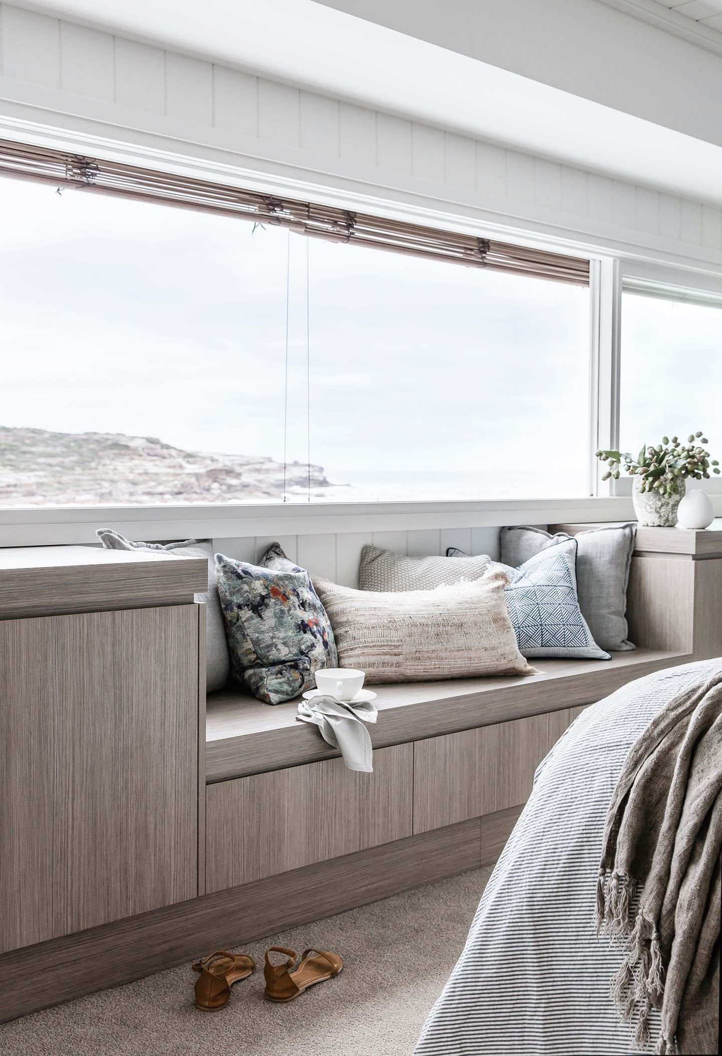 Coastal Style Bedroom Furniture Beautiful Coastal Style An Airy New Build In Sydney