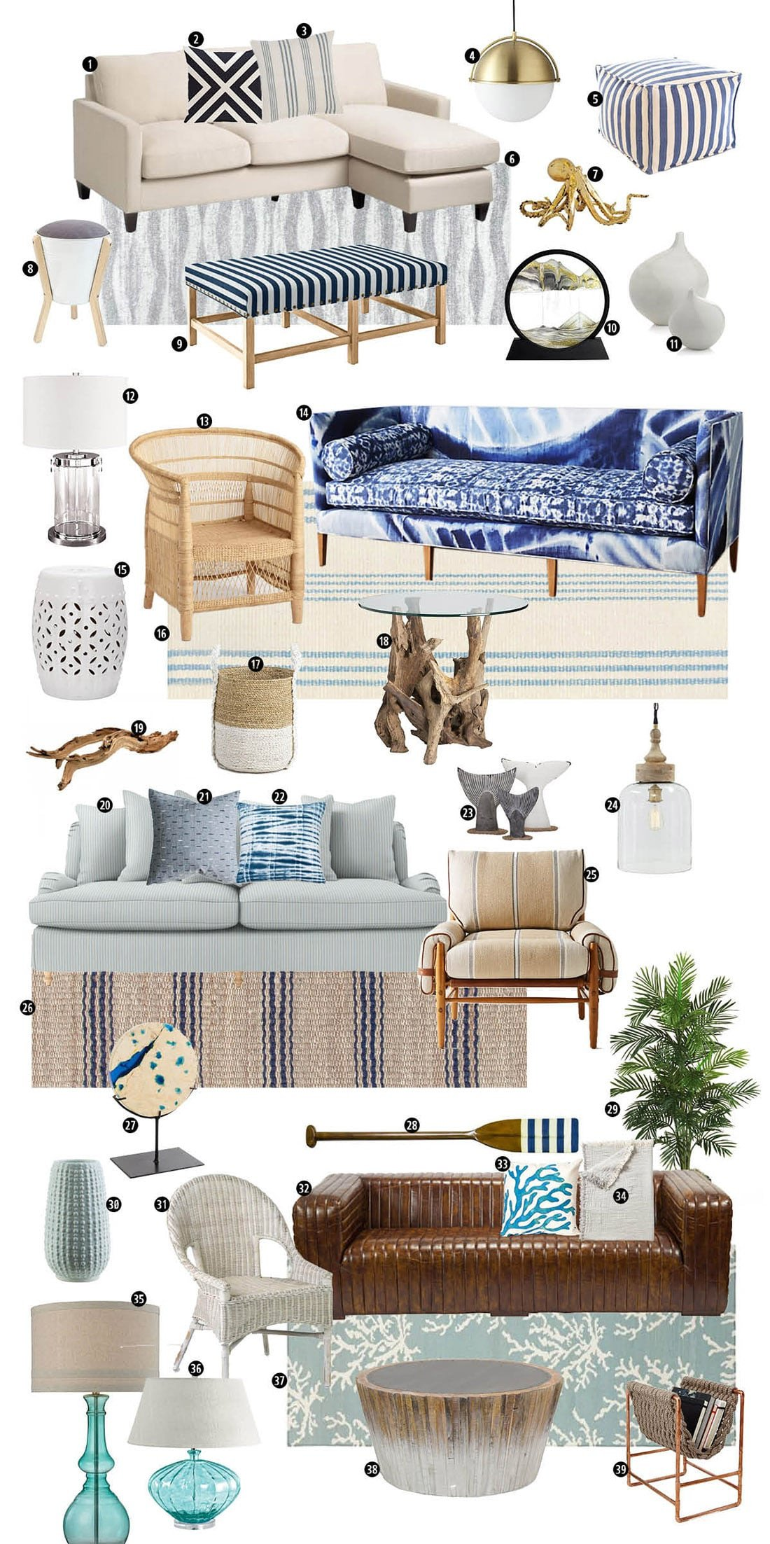 Coastal Style Bedroom Furniture New 8 Signs Modern Coastal Decor is the Right Home Style for You