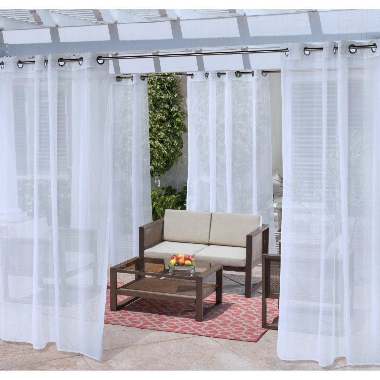 Colorful Curtains for Bedroom Awesome Outside Curtains for Gazebo — Procura Home Blog