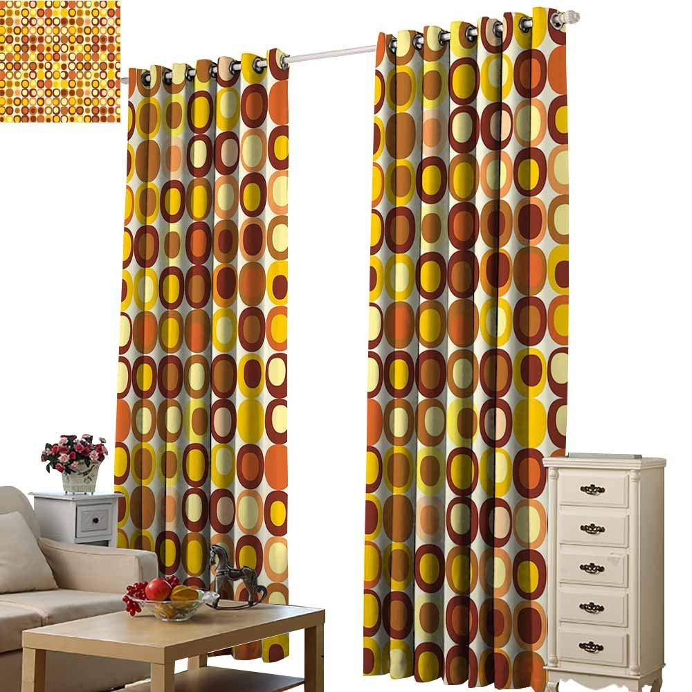 Colorful Curtains for Bedroom Beautiful Amazon Beihai1sun Curtains for Living Room Mid Century