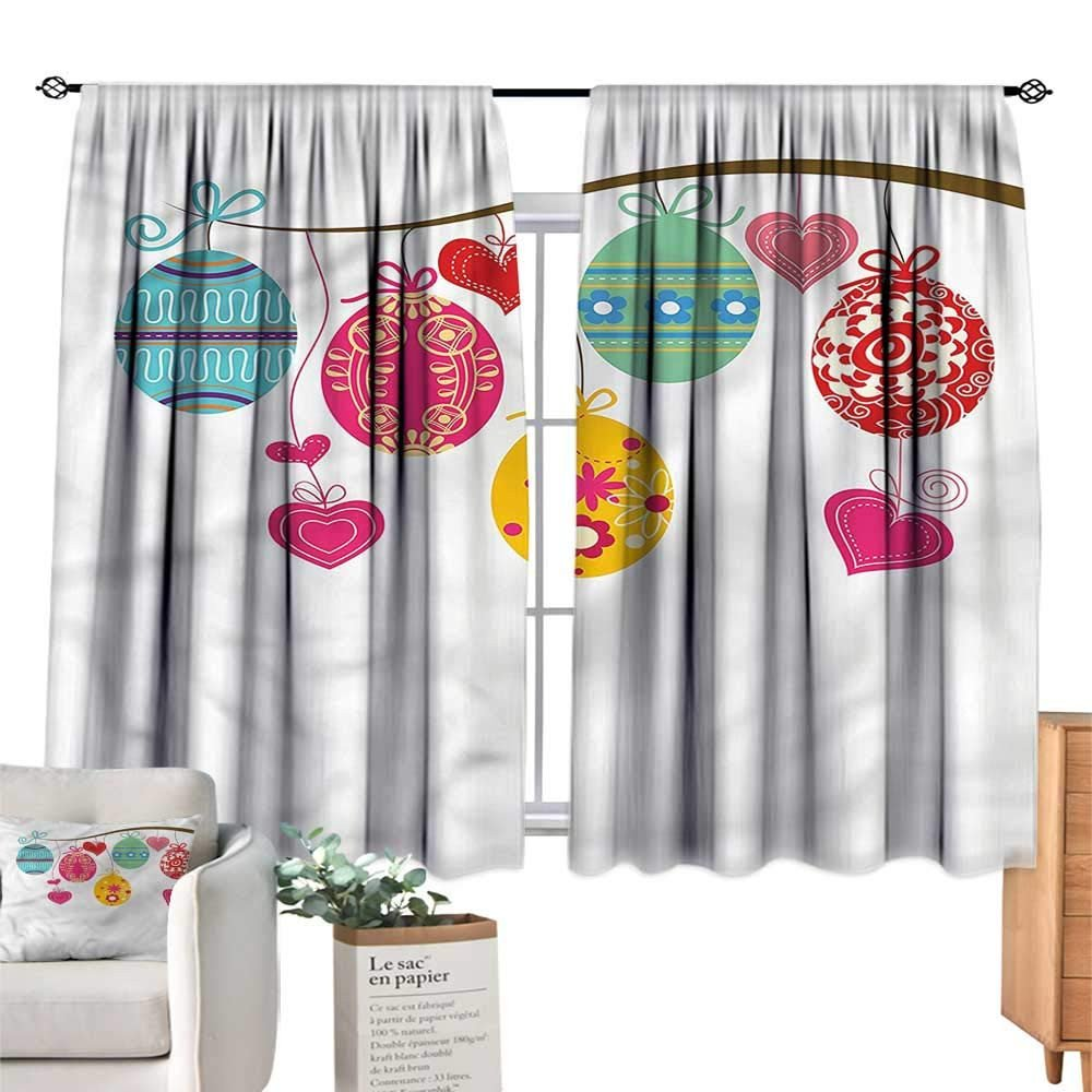 Colorful Curtains for Bedroom Luxury Amazon Renteriadecor Easter Rod Pocket Indo Curtain