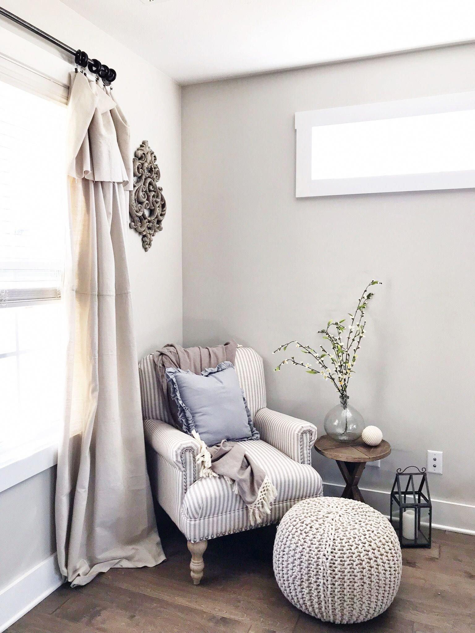 Comfy Reading Chair for Bedroom Luxury Bashir Armchair Modern Farmhouse Shabby Chic Living Room