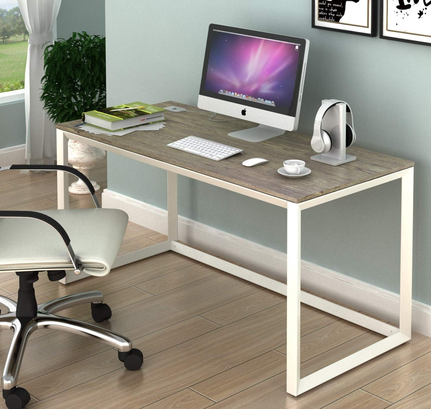 Computer Desk for Small Bedroom New Shw Triangle Leg Home Fice Puter Desk