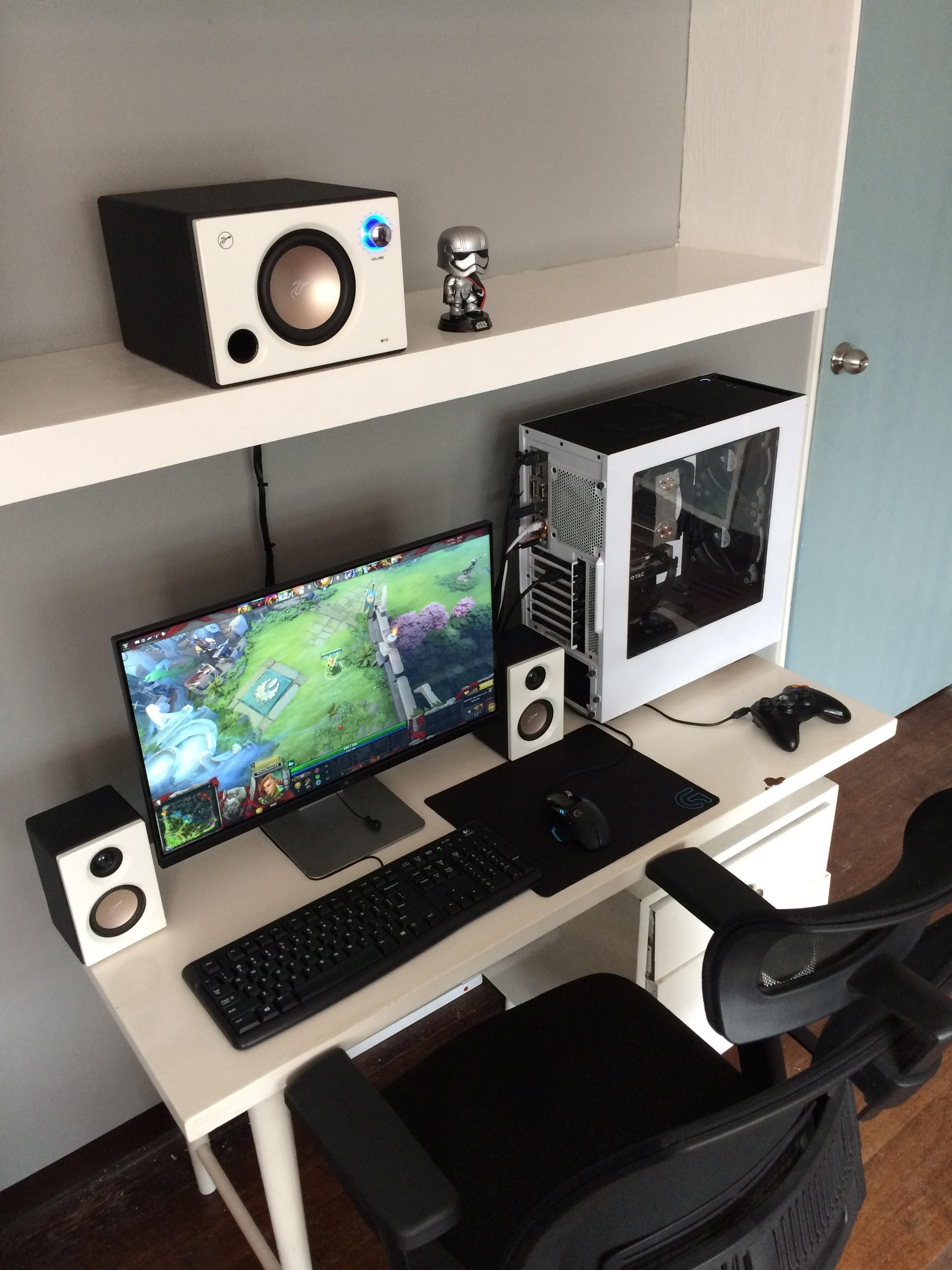 Computer Desk for Small Bedroom Unique Best Trending Gaming Setup Ideas Ideas Ps4 Bedroom Xbox