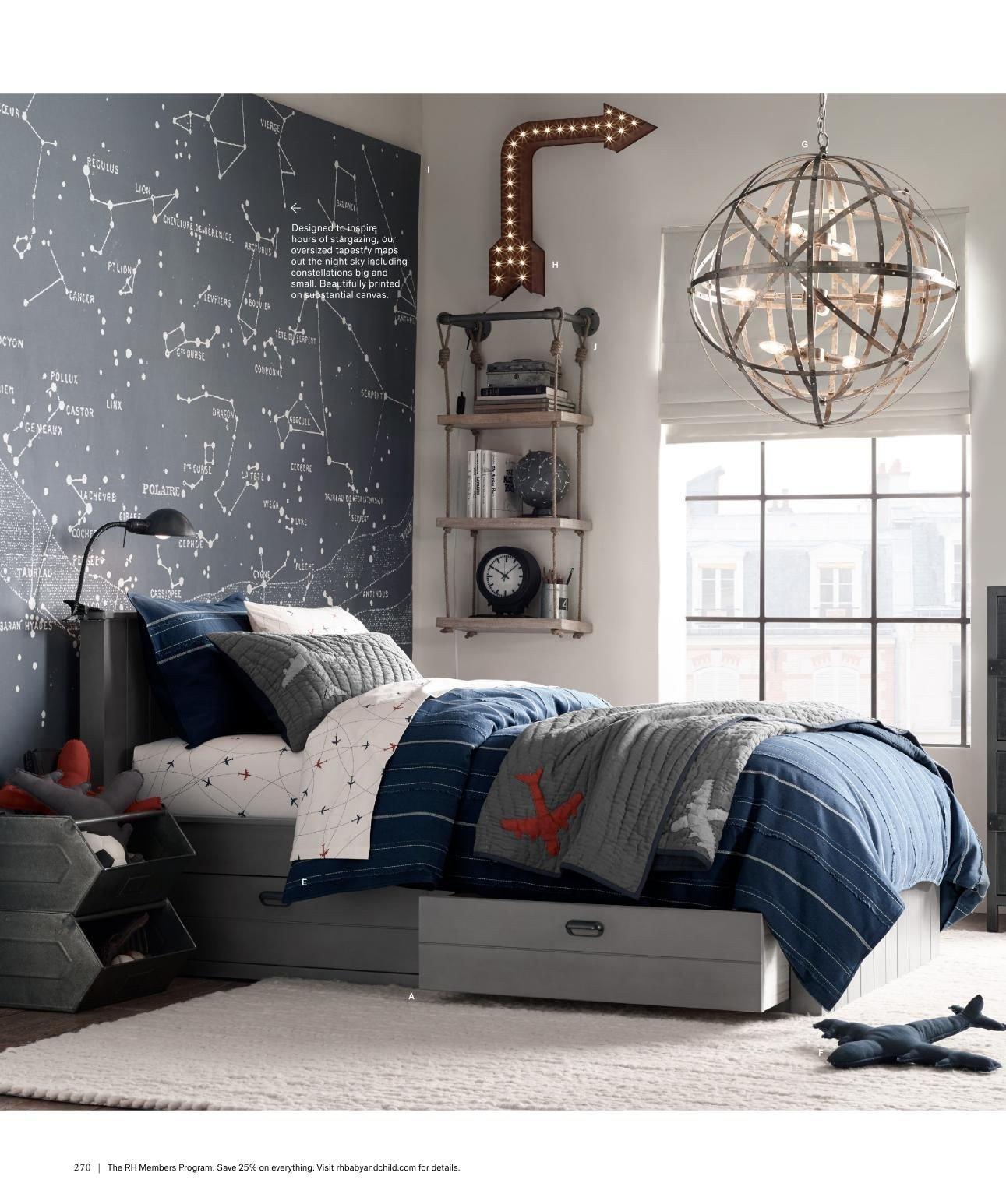 Cool Boy Bedroom Ideas Beautiful Rh Baby & Child source Books