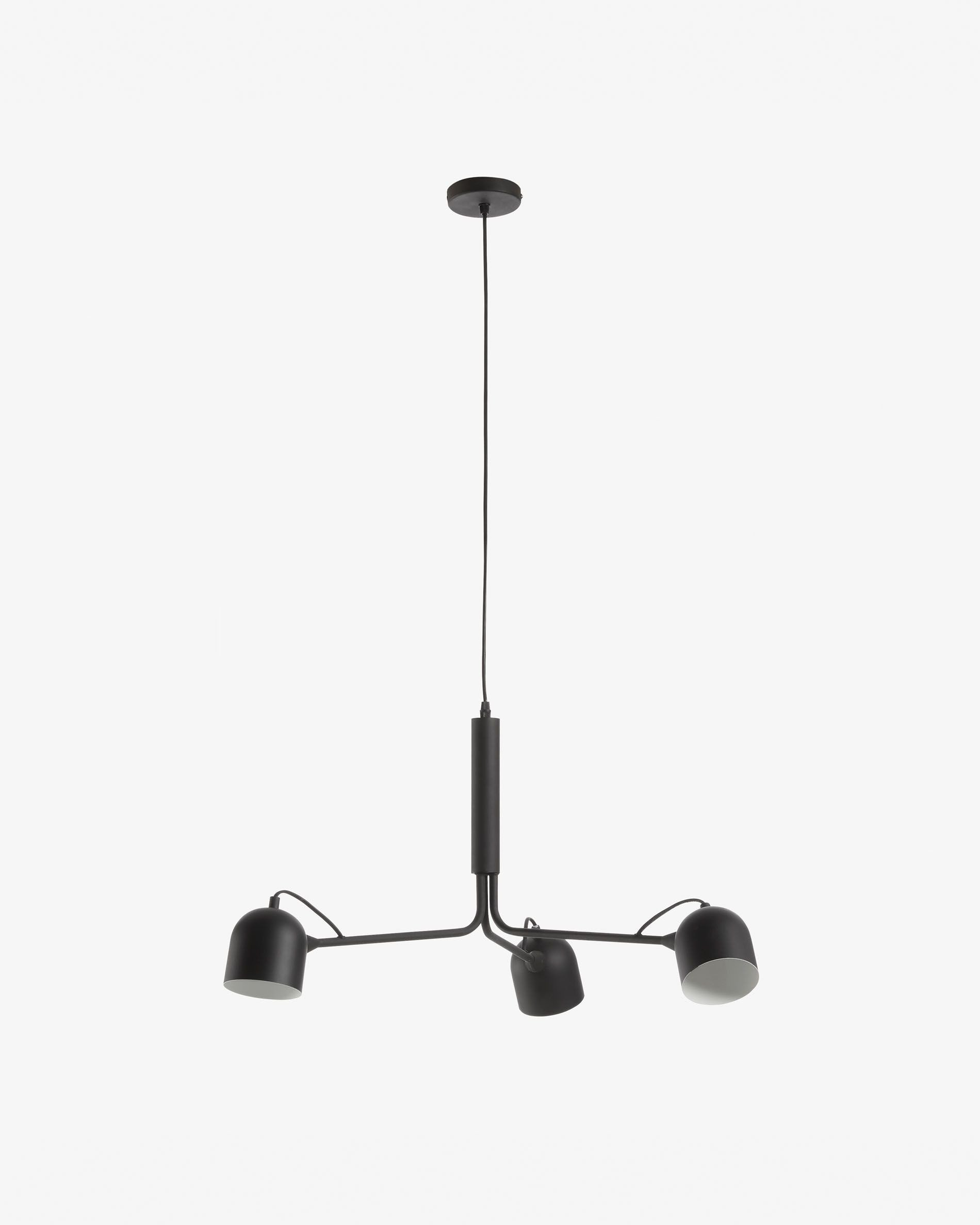 Cool Lamps for Bedroom Unique Lucilla Pendant Lamp Black