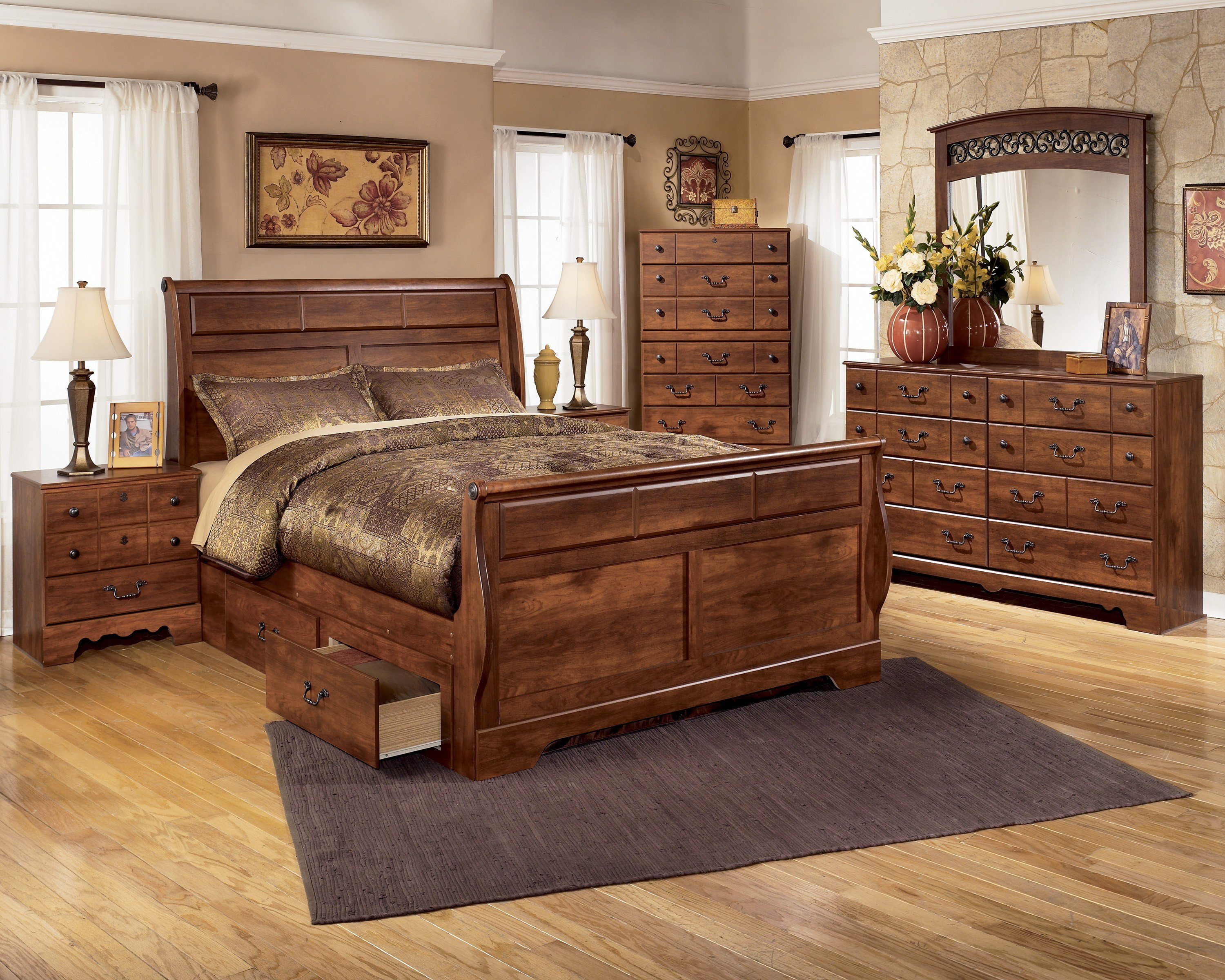 Cortina Sleigh Bedroom Set Awesome Bedroom Royal Queen Sleigh Bed Frame with Elegant Creative