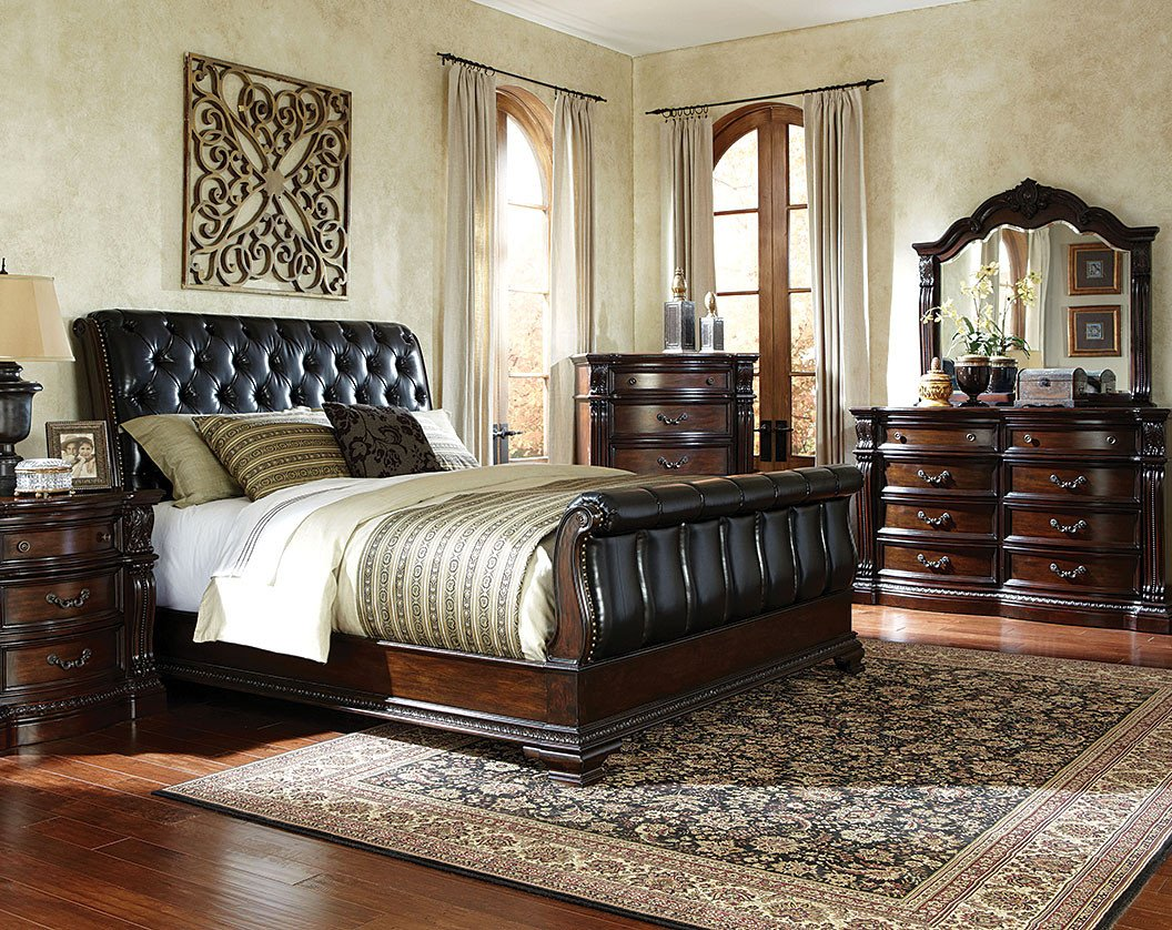Cortina Sleigh Bedroom Set Fresh Bedroom Royal Queen Sleigh Bed Frame with Elegant Creative
