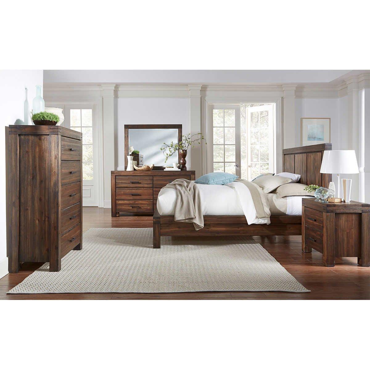 Costco Bedroom Furniture Reviews Best Of Mellina 6 Piece King Bedroom Set