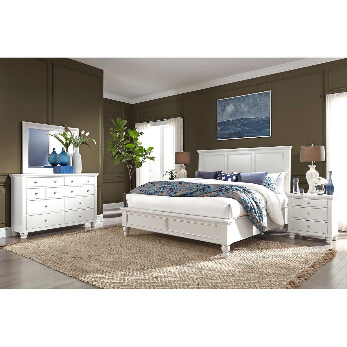 Costco Bedroom Furniture Reviews Elegant Baldwin Park 5 Piece Queen Bedroom Set