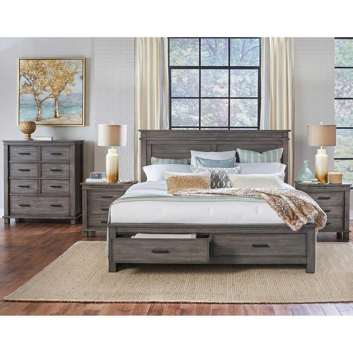 Costco Bedroom Furniture Reviews Fresh Bianca 4 Piece Queen Bedroom Set