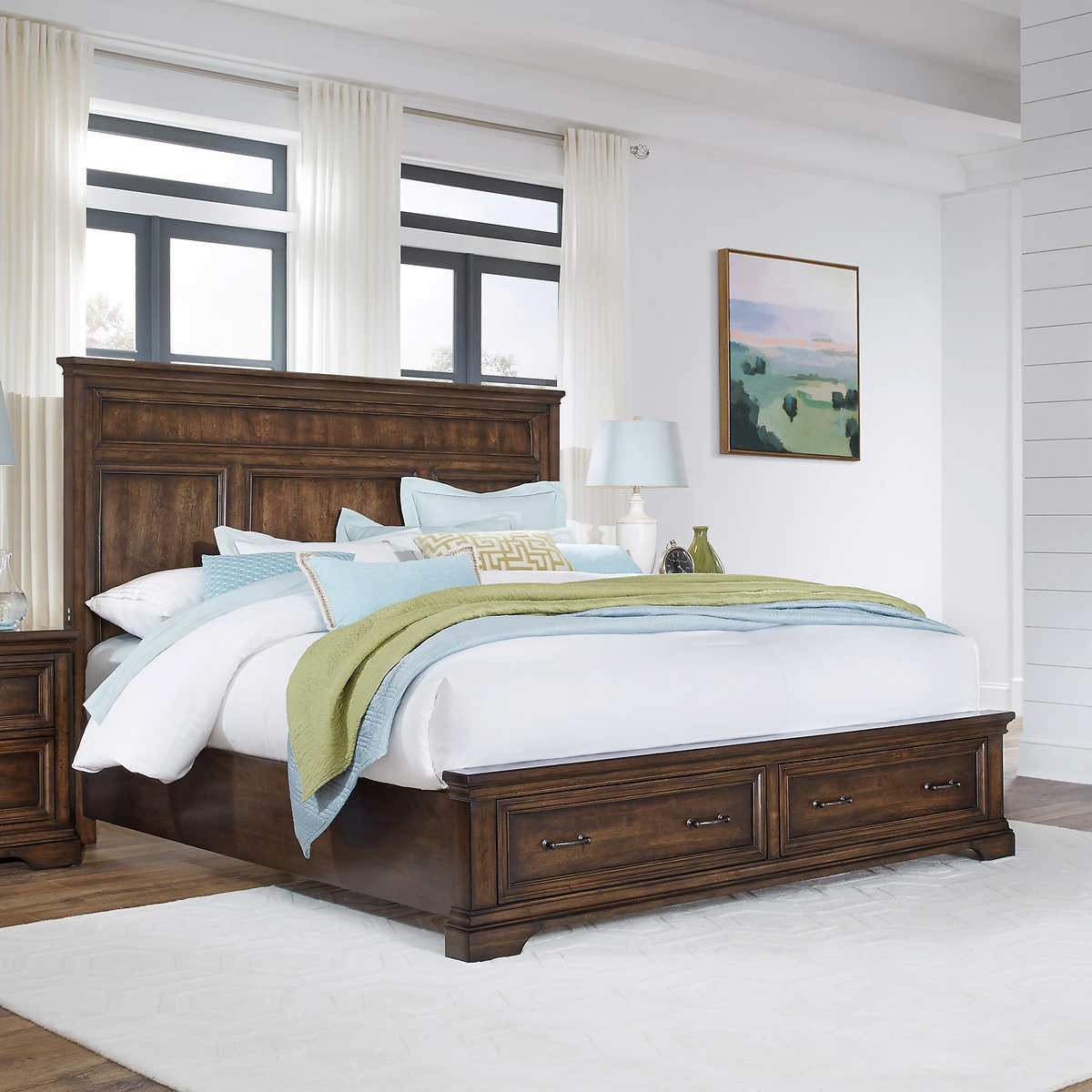 Costco Bedroom Furniture Reviews Fresh Pacific Grove Queen Panel Bed