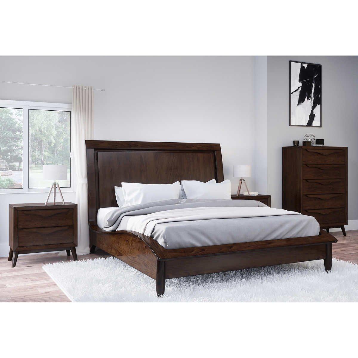 Costco Bedroom Furniture Reviews Lovely Bransen 4 Piece King Bedroom Set