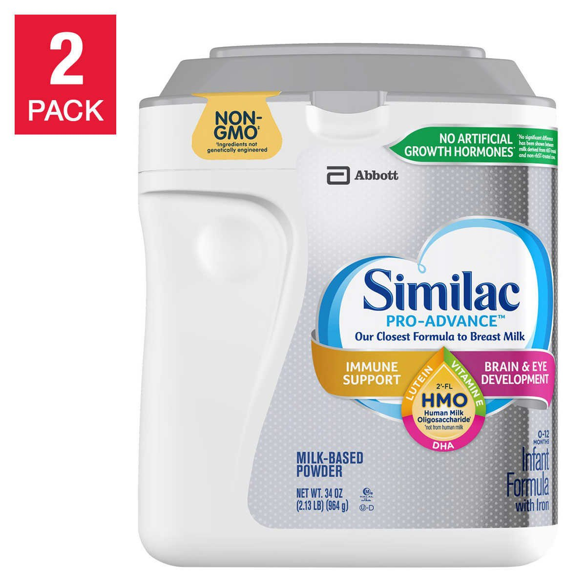 Costco Bedroom Furniture Reviews Unique Similac Pro Advance Hmo Infant formula 34 Oz 2 Count