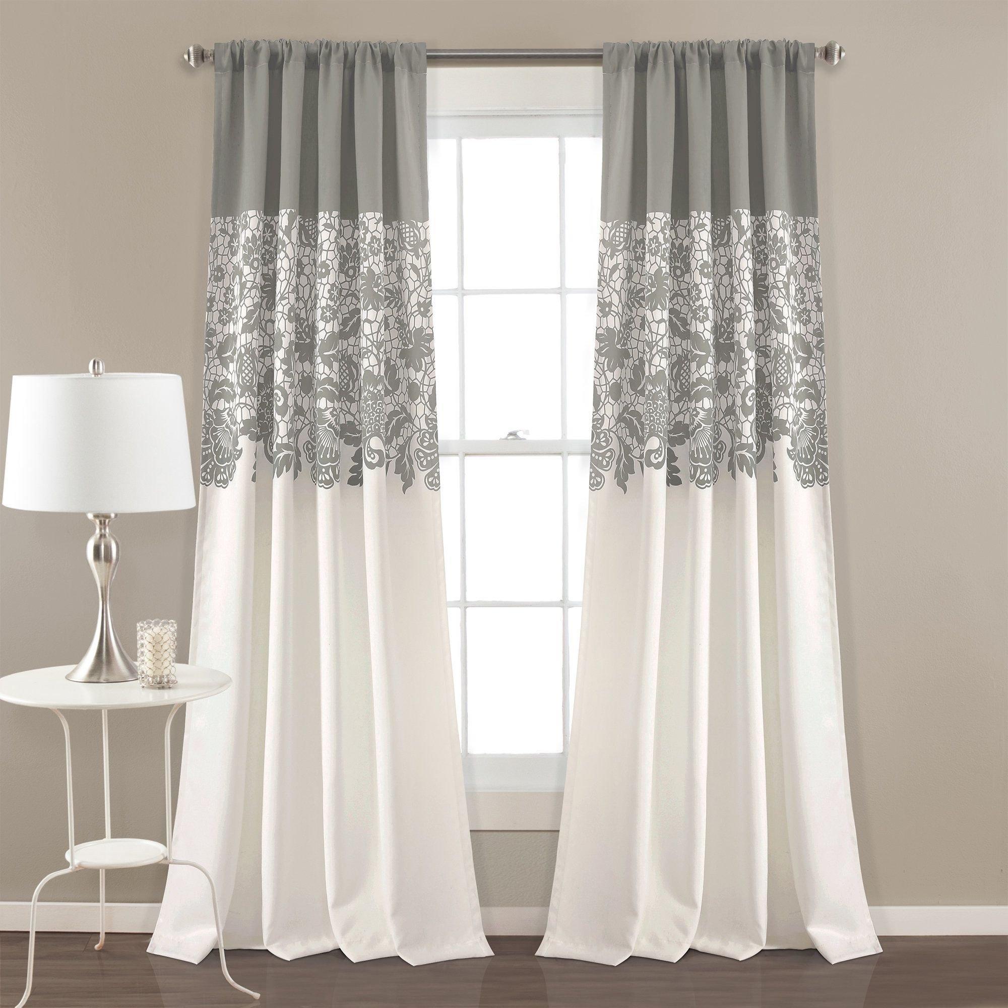 Curtains for Bedroom Windows Best Of Santa Fe Print Floral Room Darkening thermal Rod Pocket