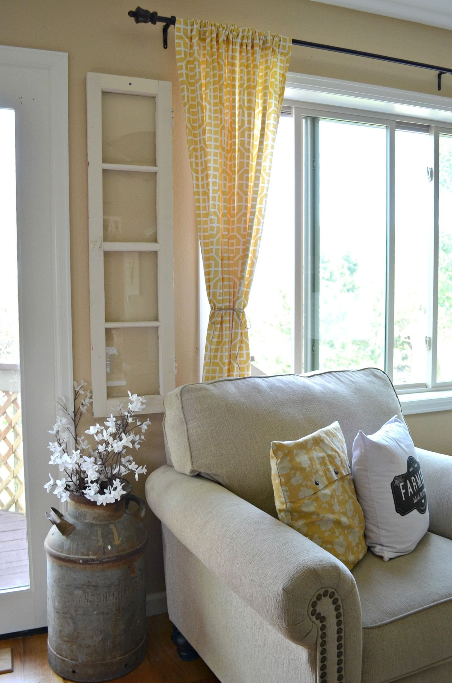 Curtains for Bedroom Windows New 4 Ways to Decorate with Old Windows
