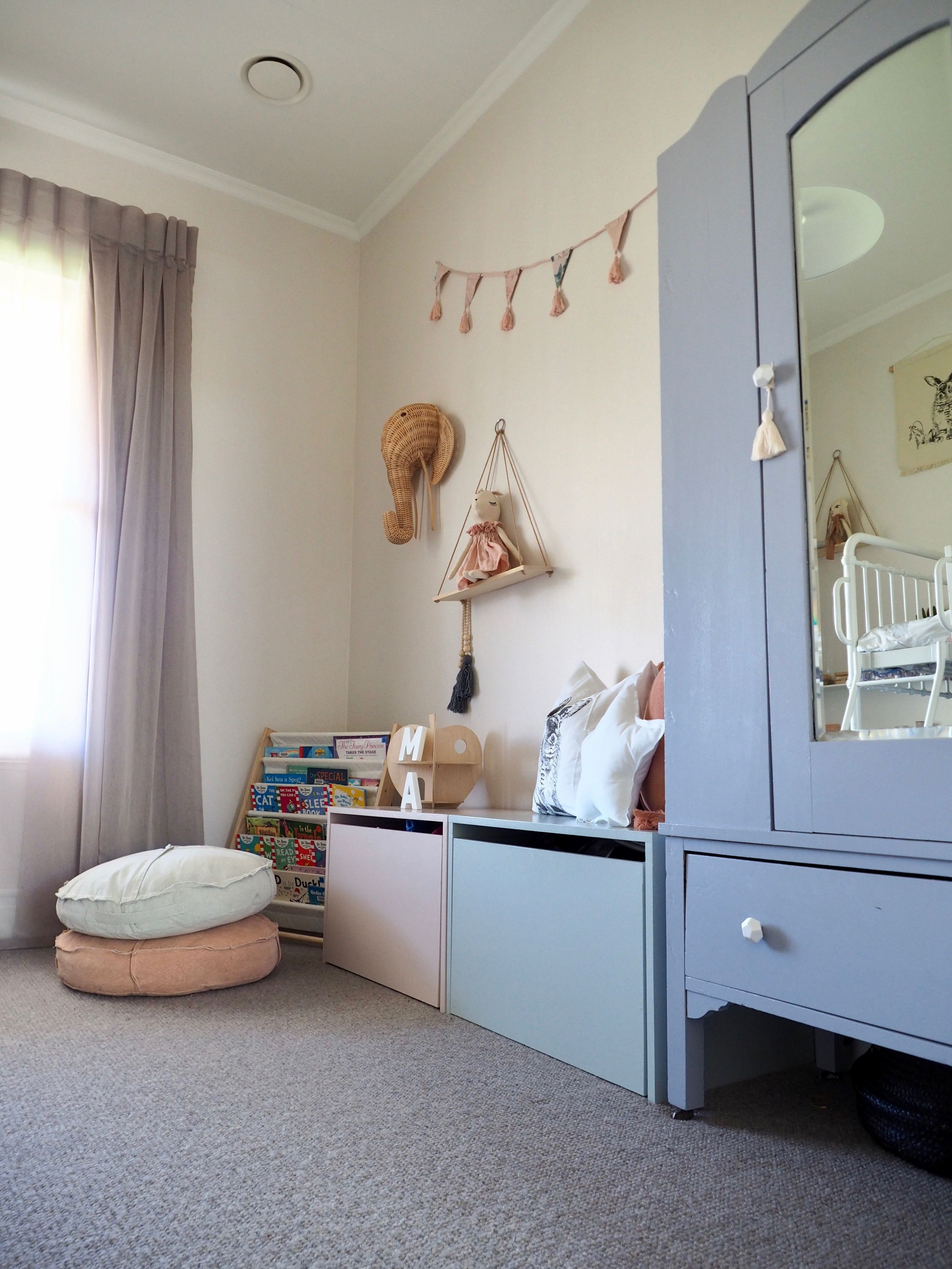 Curtains for Boy Bedroom Awesome Kids Bedroom Room Reveal