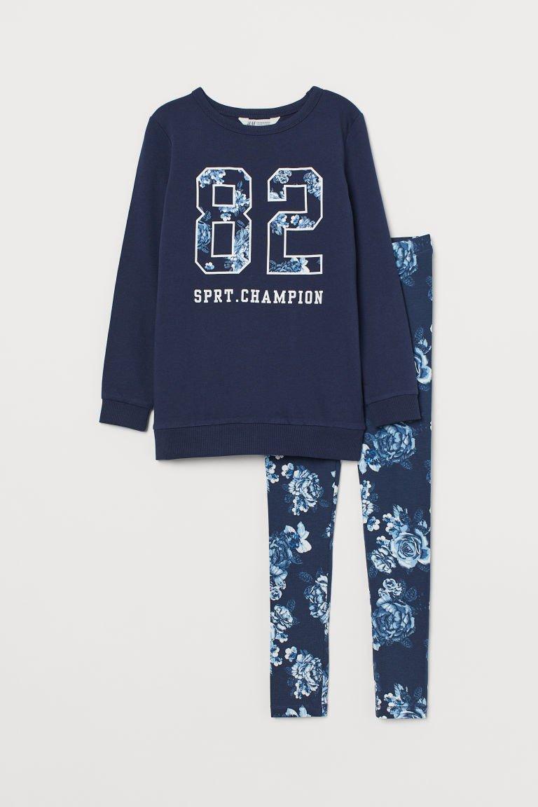 Curtains for Boy Bedroom Fresh Sweatshirt and Leggings
