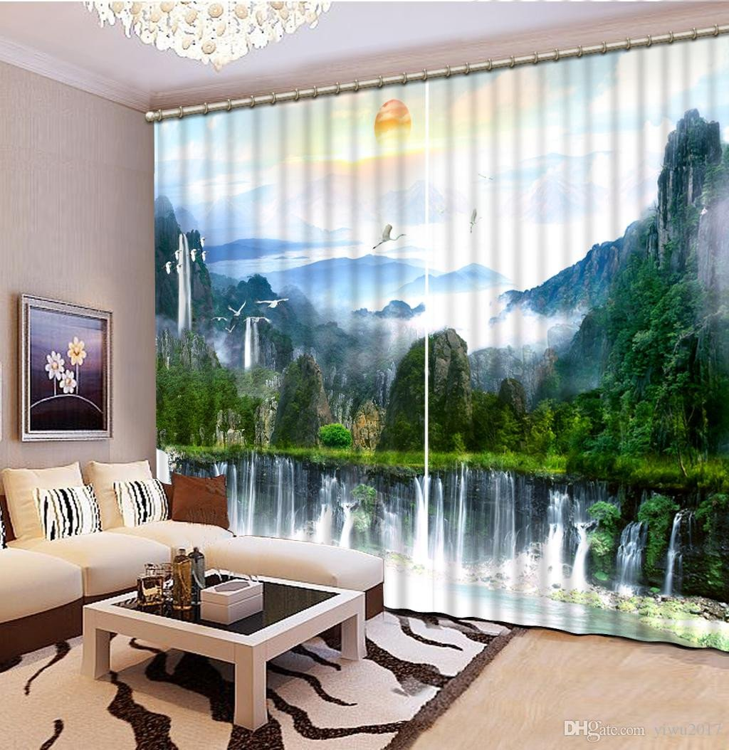 Curtains for Boy Bedroom Unique Customize Window Curtains Kitchen Bedroom Bathroom Living Room Children S Room Blackout 3d Stereoscopic Curtain