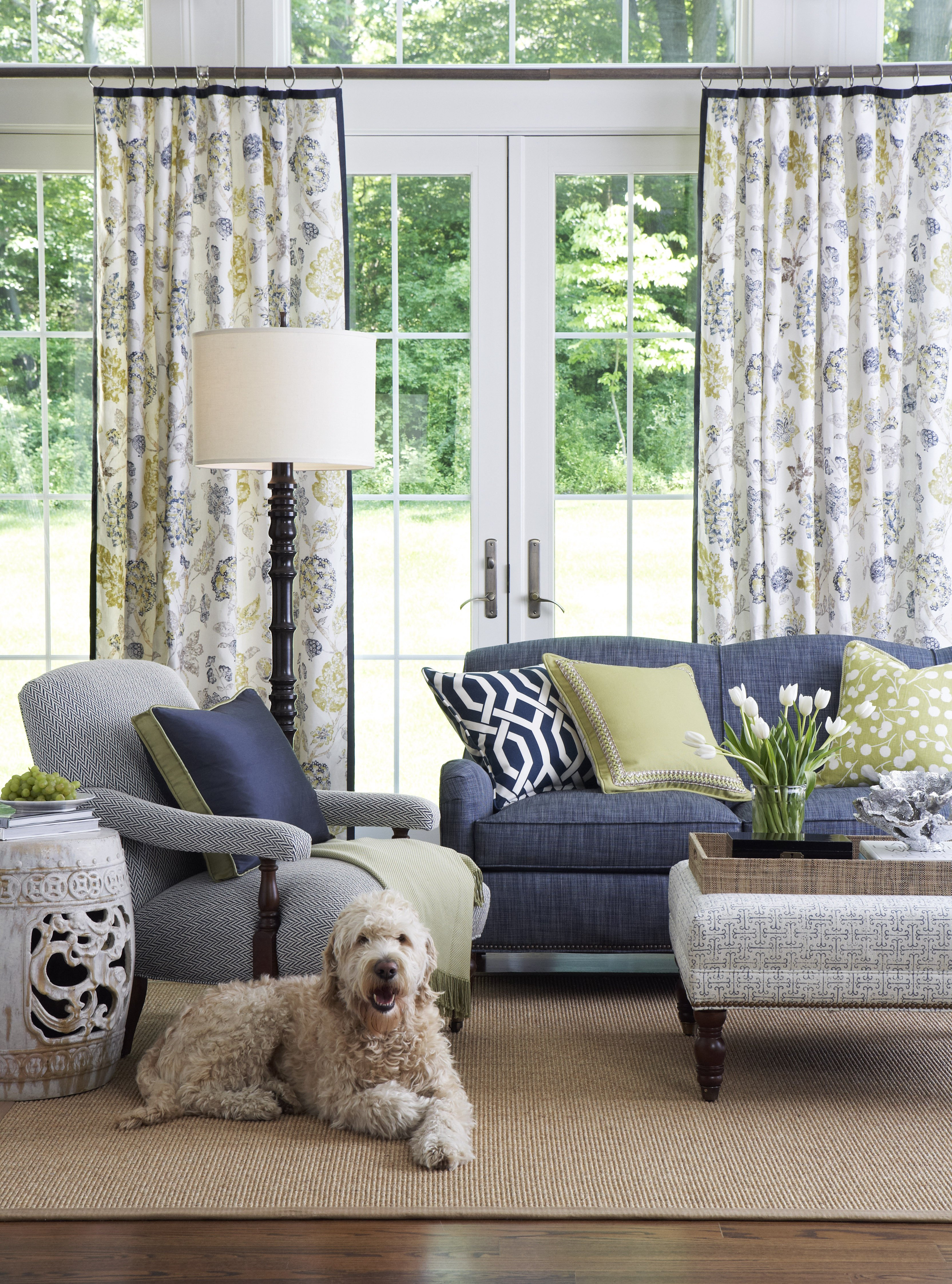 Curtains for Small Bedroom Windows Luxury Calico Window Treatment Scale and Proportion