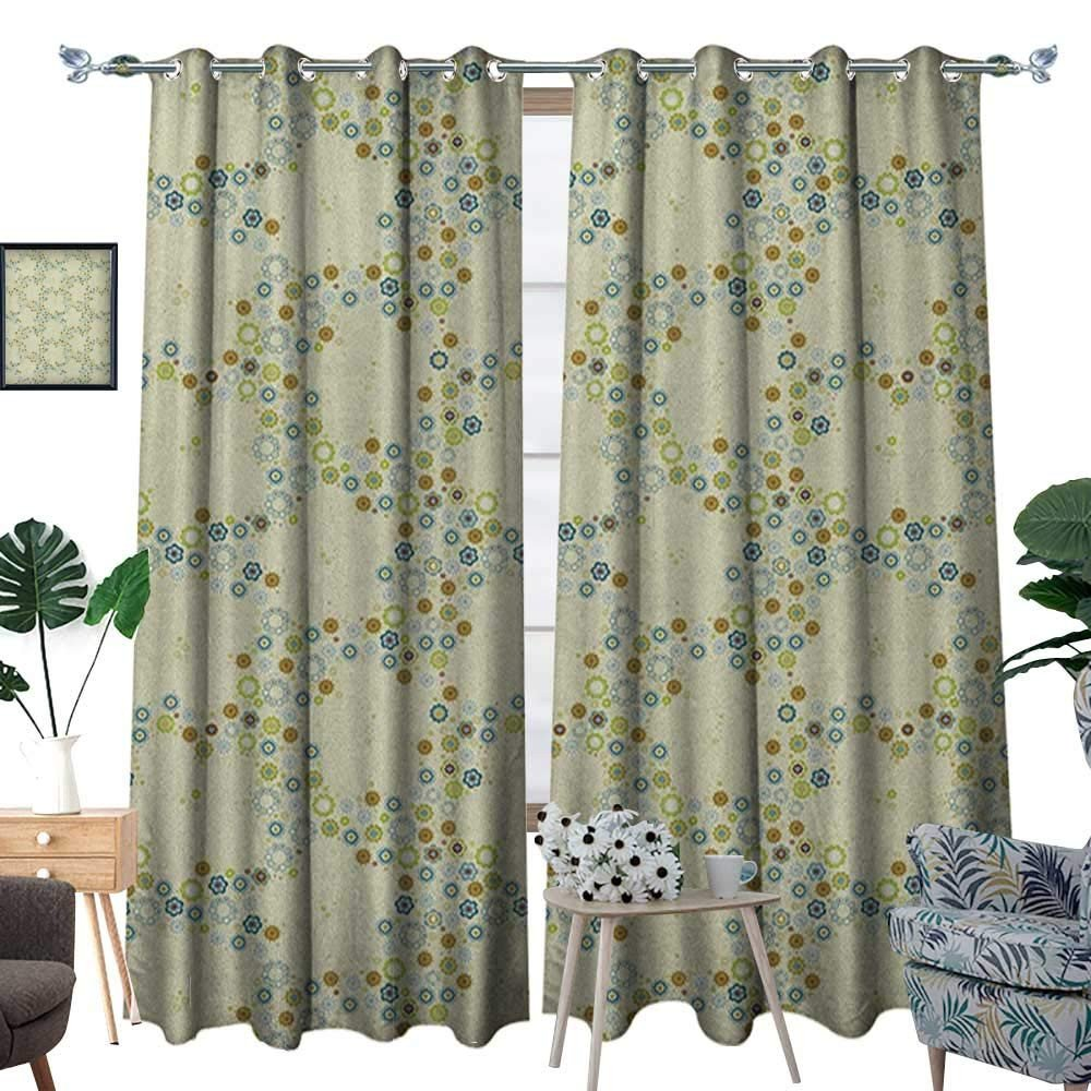 Curtains for Small Bedroom Windows New Amazon Warm Family Flower Waterproof Window Curtain