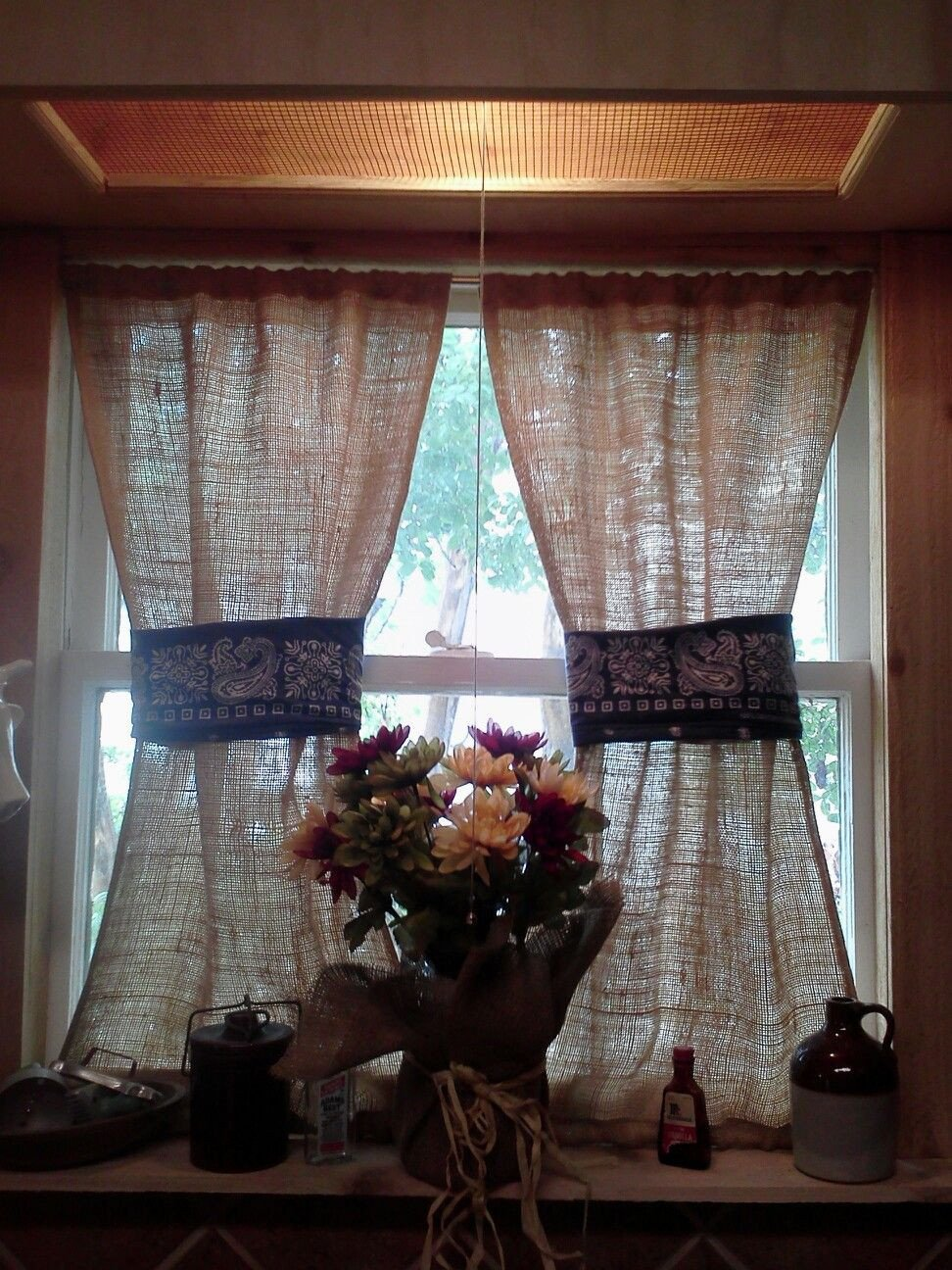 Curtains for Small Bedroom Windows New Fall Window Sill with Burlap Curtains