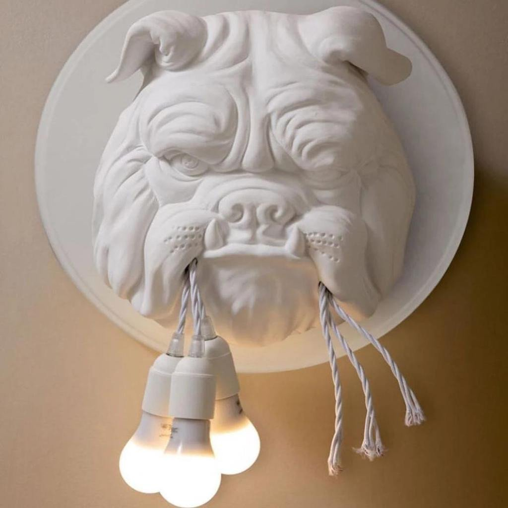 Cute Lamps for Bedroom Lovely Bulldog Wall Lamp(over Off now) – Get Yours Here