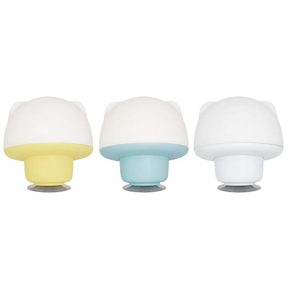 Cute Light for Bedroom Inspirational Big Head Colorful Silicone Sucker Lamp Led Night Light