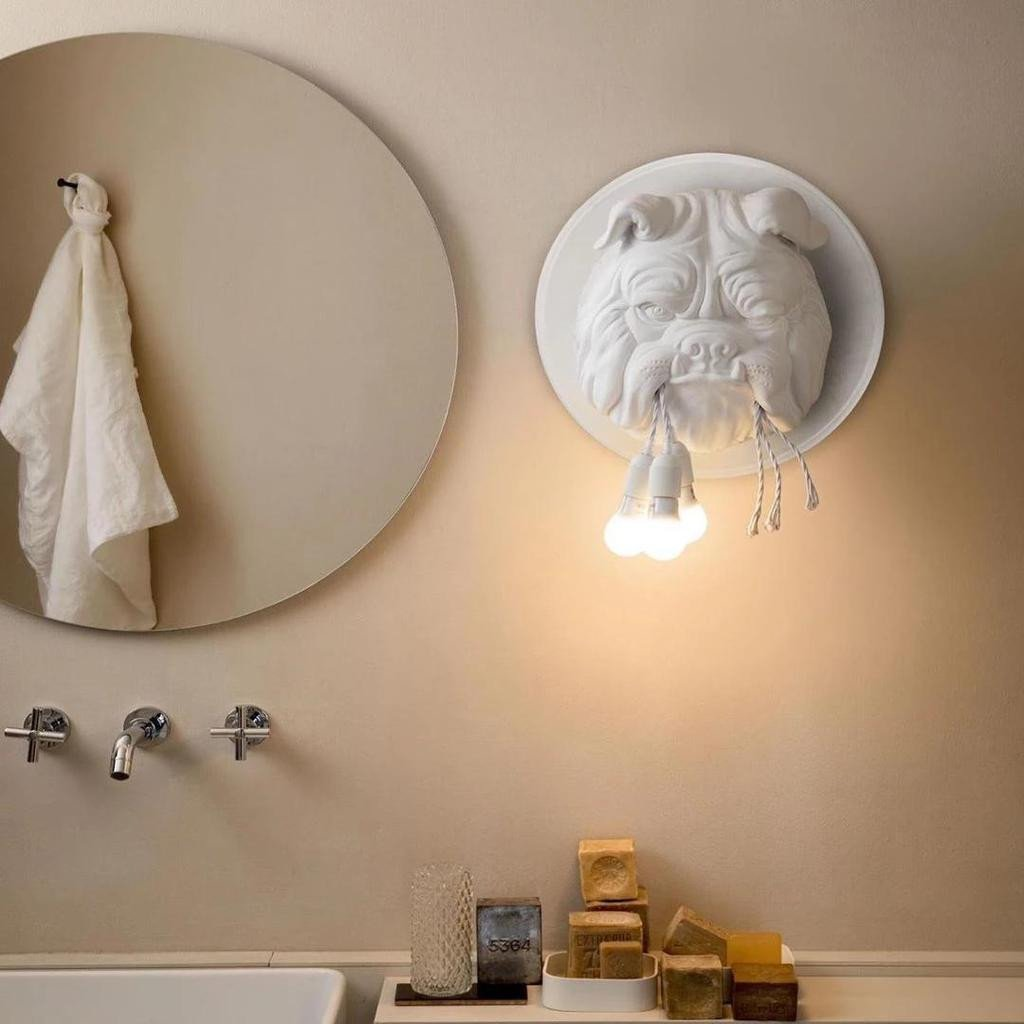 Cute Light for Bedroom Lovely Bulldog Wall Lamp(over Off now) – Get Yours Here