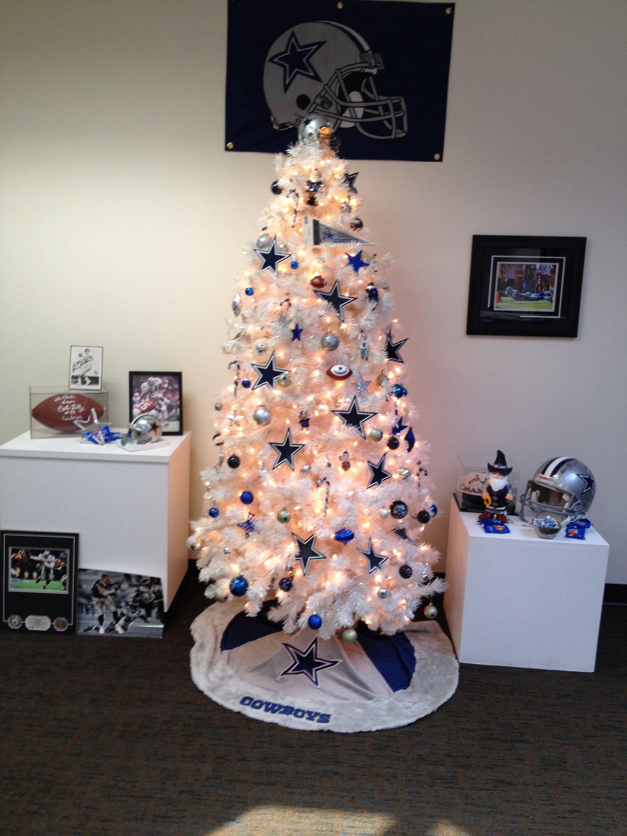 Dallas Cowboy Bedroom Set New Dallas Cowboys Christmas Tree