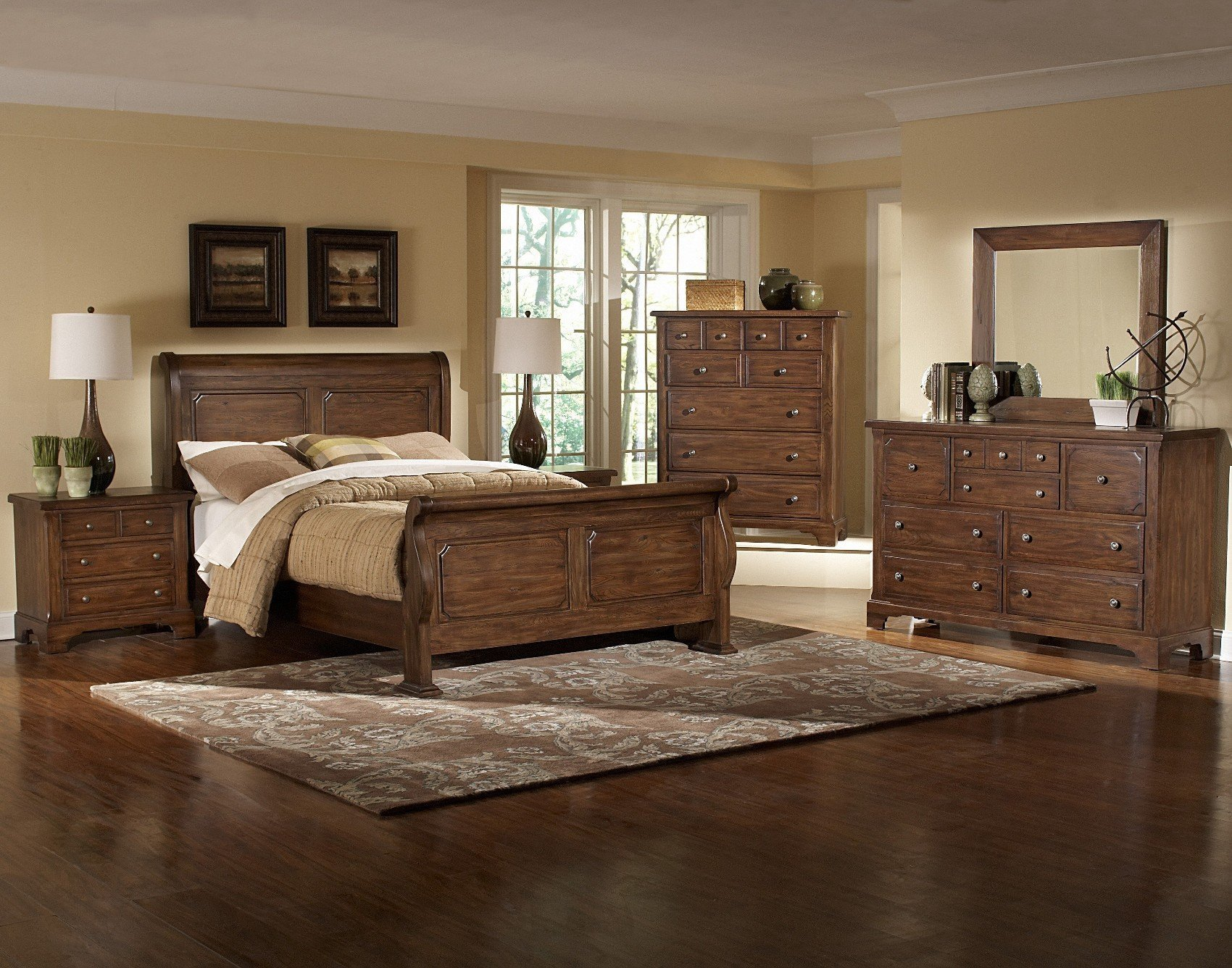 Dark Wood Bedroom Set New Modern Wooden Bedroom Furniture Designs