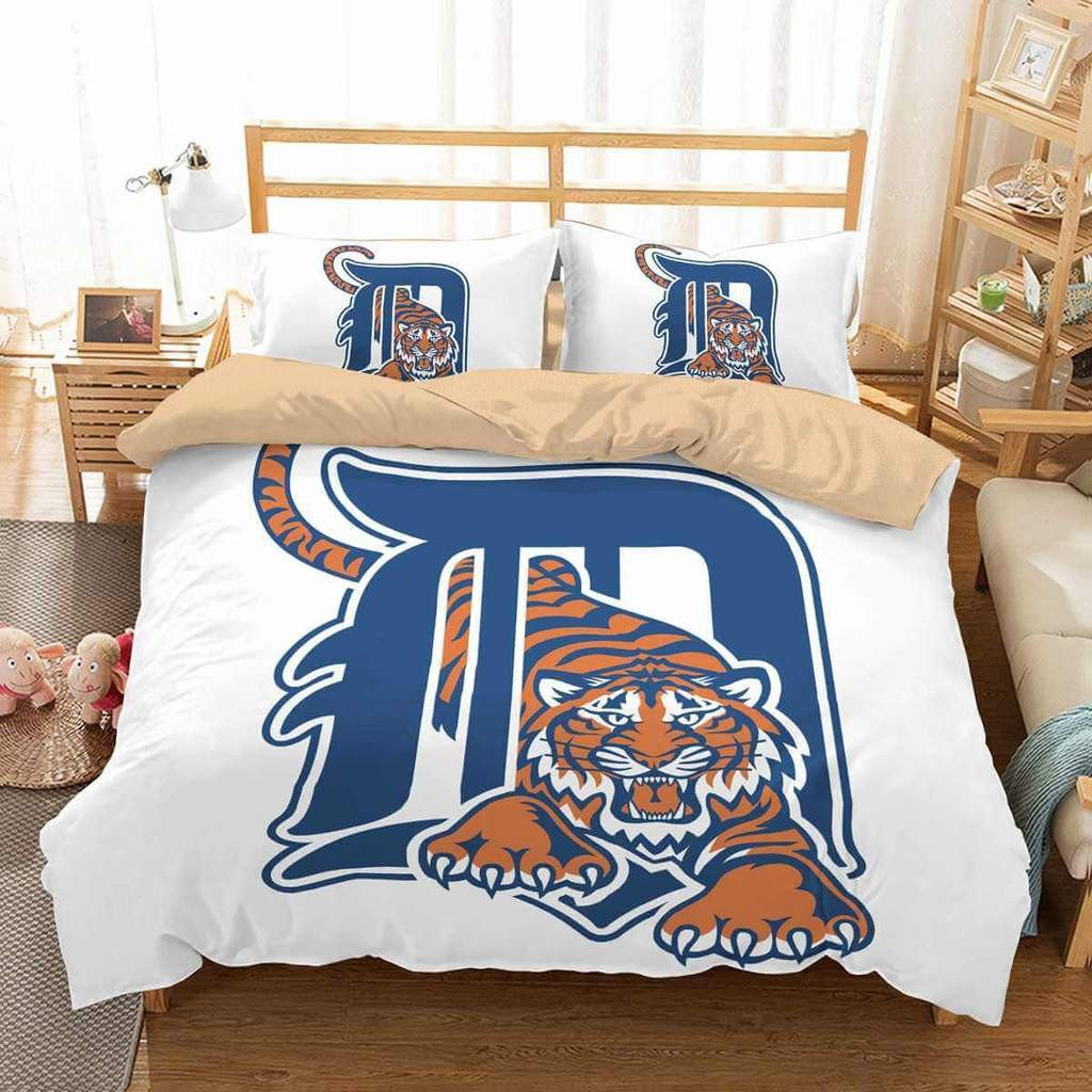 Denver Broncos Bedroom Set Beautiful Sport Customized Bedding Threelemonshome