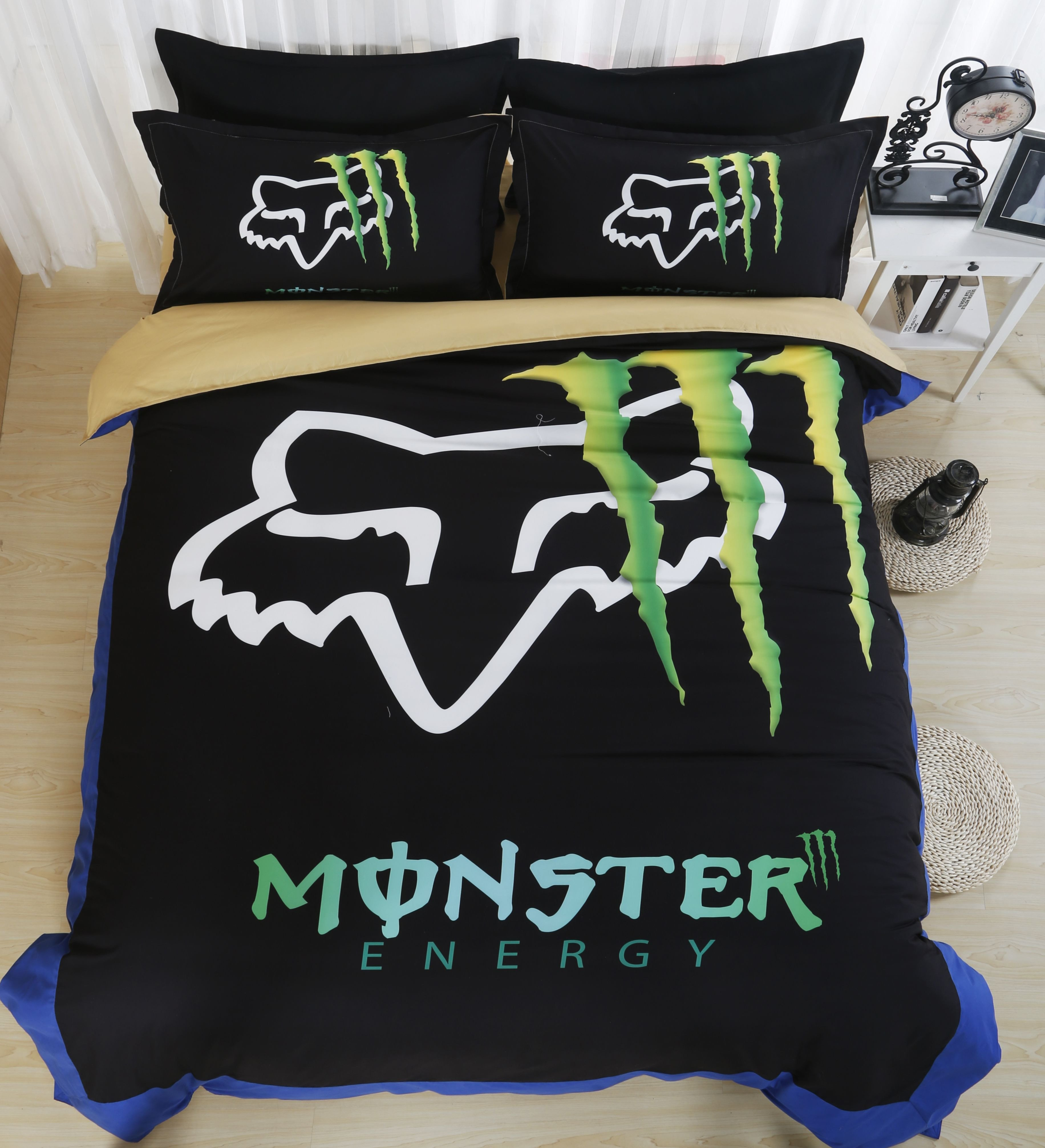 Dirt Bike Bedroom Set Awesome Monster Energy Duvet Covers