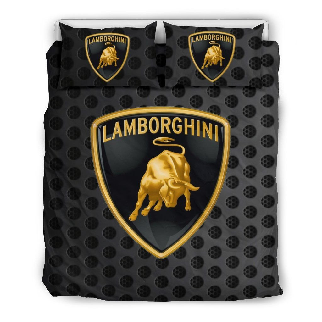 Dirt Bike Bedroom Set Beautiful Lamborghini Custom Printed Bedding Set Myauto T
