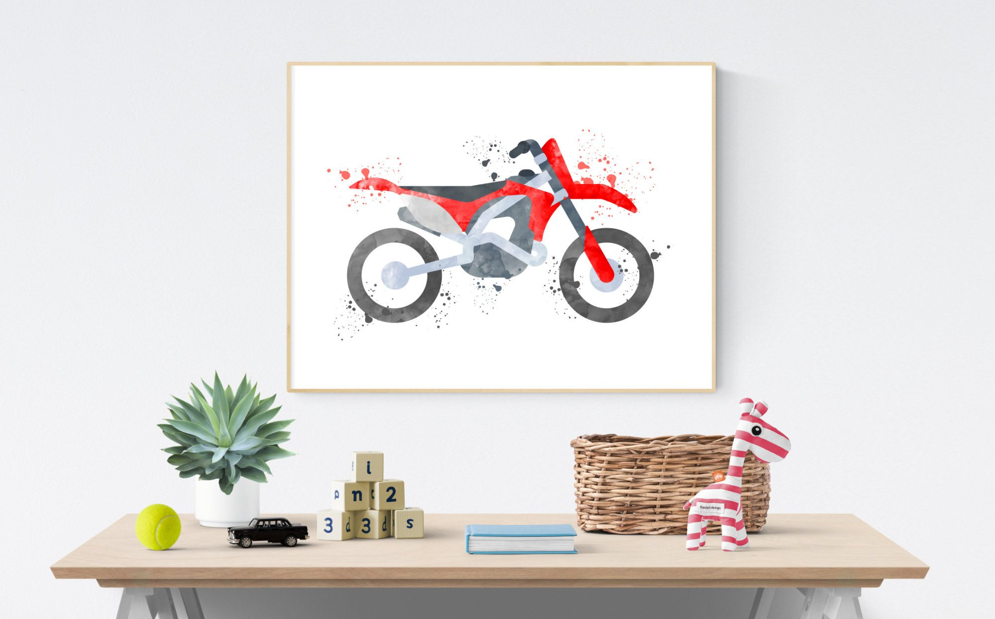 Dirt Bike Bedroom Set Best Of Motorcycle Print Boys Room Decor Art for Kids Motorcycle Wall Art Boy Bedroom Wall Art Motorbike Print Motorcycle Decor Kids Room