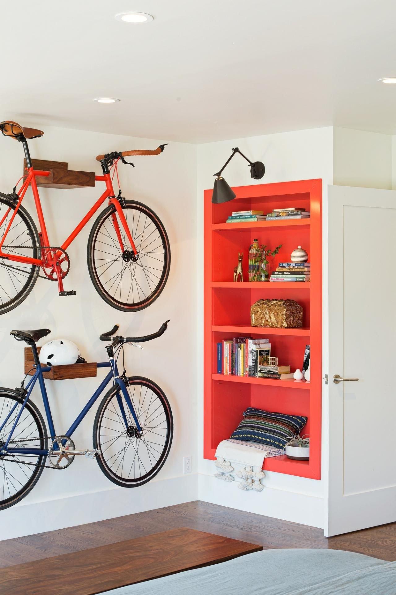 Dirt Bike Bedroom Set New Transitional Bedroom with Bike Storage