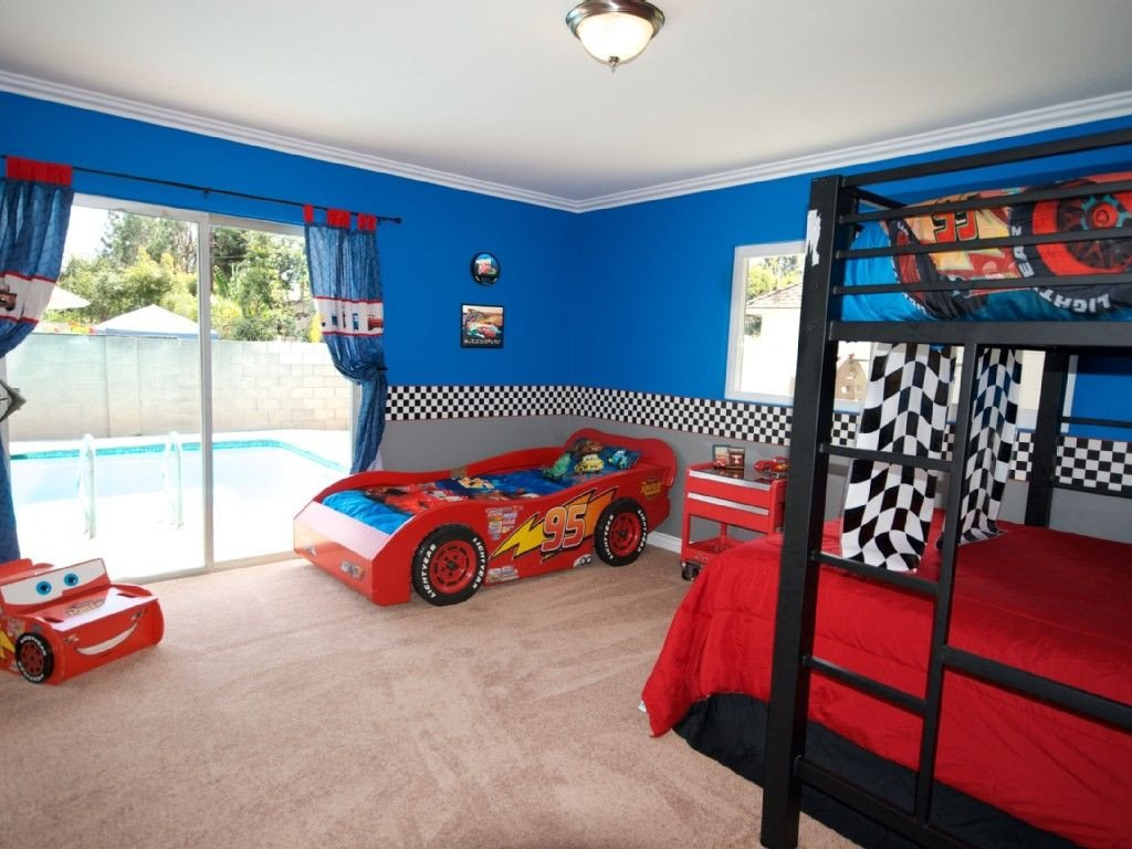 Disney Cars Bedroom Set Awesome Cars Room Google Search