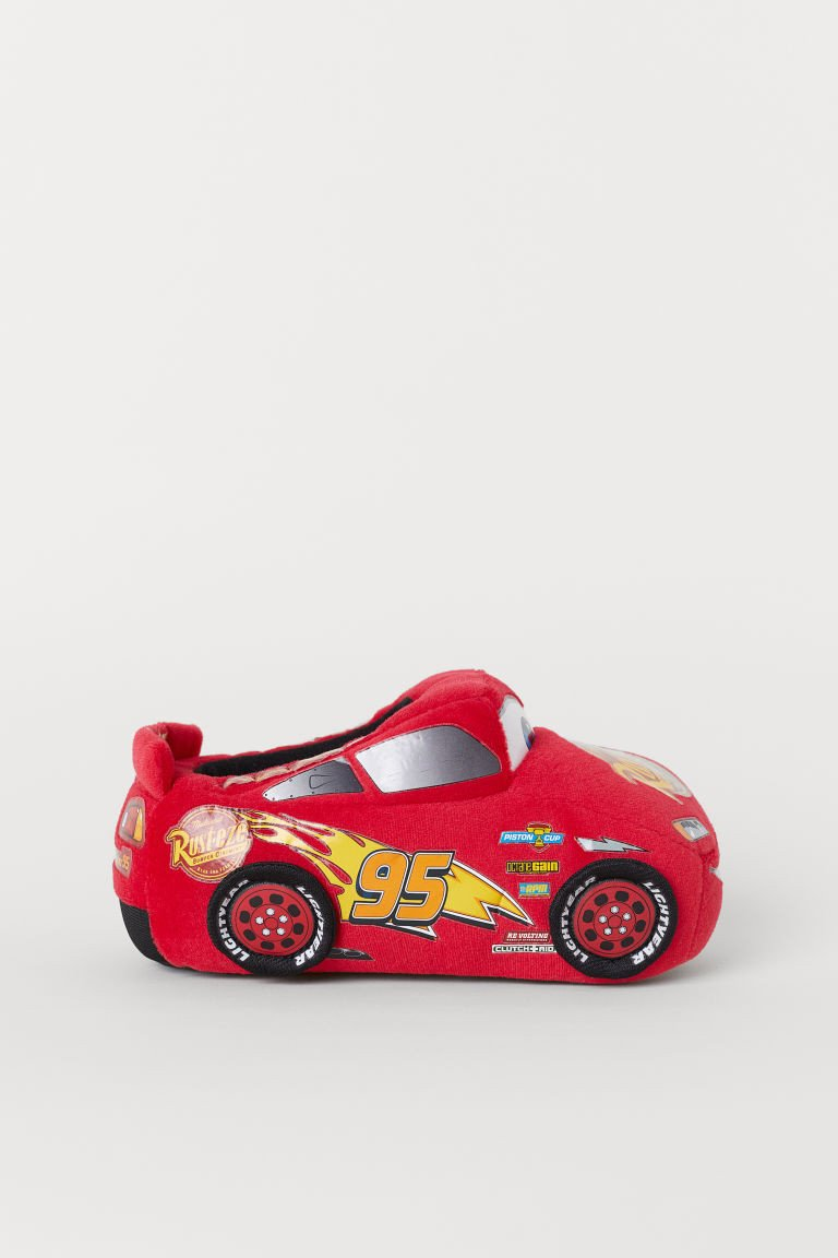 Disney Cars Bedroom Set Elegant soft Slippers