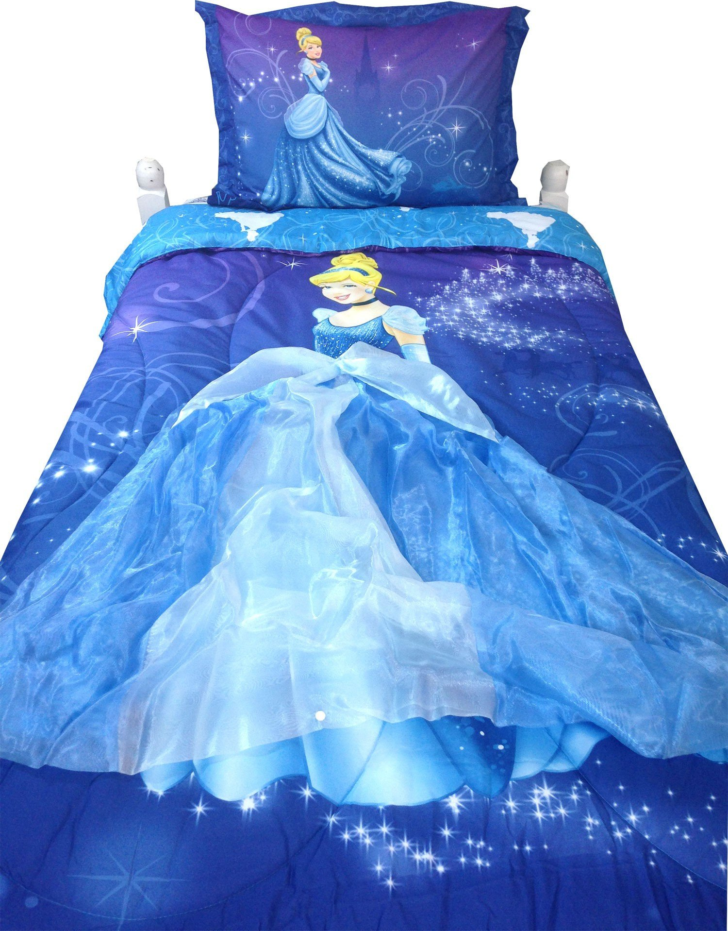 Disney Princess Bedroom Set Awesome Disney Princess Twin Bedding Set Cinderella Bedroom