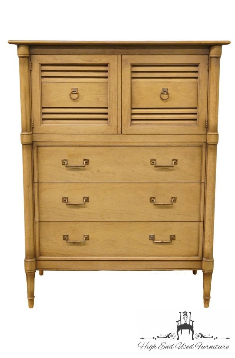 "Drexel Heritage Bedroom Furniture Elegant Drexel Sirocco Collection 40"" Chest Of Drawers 456"